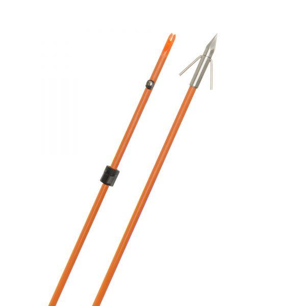 Raider Pro Arrow Orange w/Big Head Point