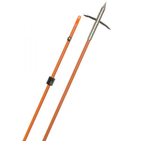 Raider Pro Arrow Orange w/The Kraken Point