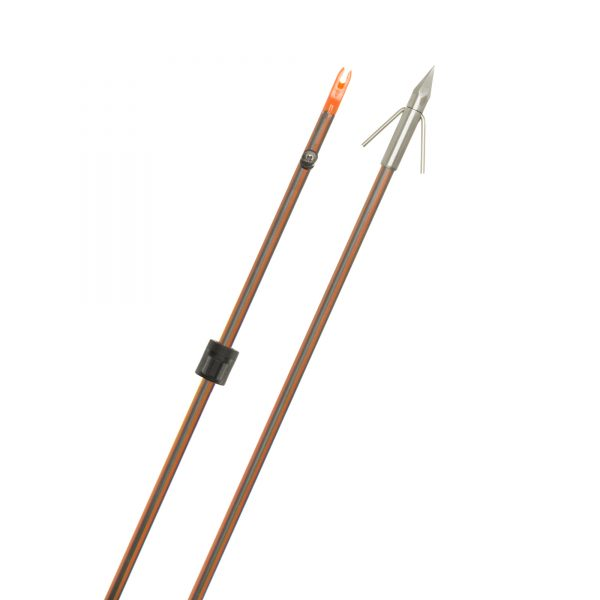 Hydro-Carbon IL Arrow w/Big Head Point
