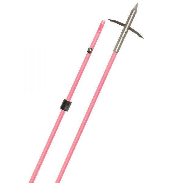 Raiderette Pro Arrow Pink w/The Kraken Point