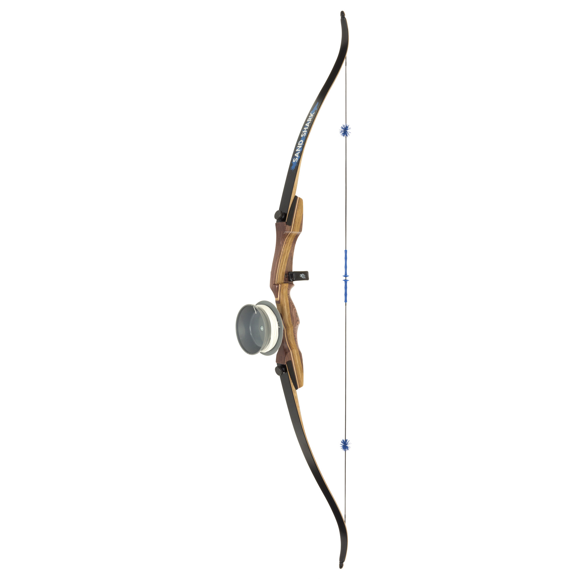 Sand Shark Recurve w/Drum Reel Package