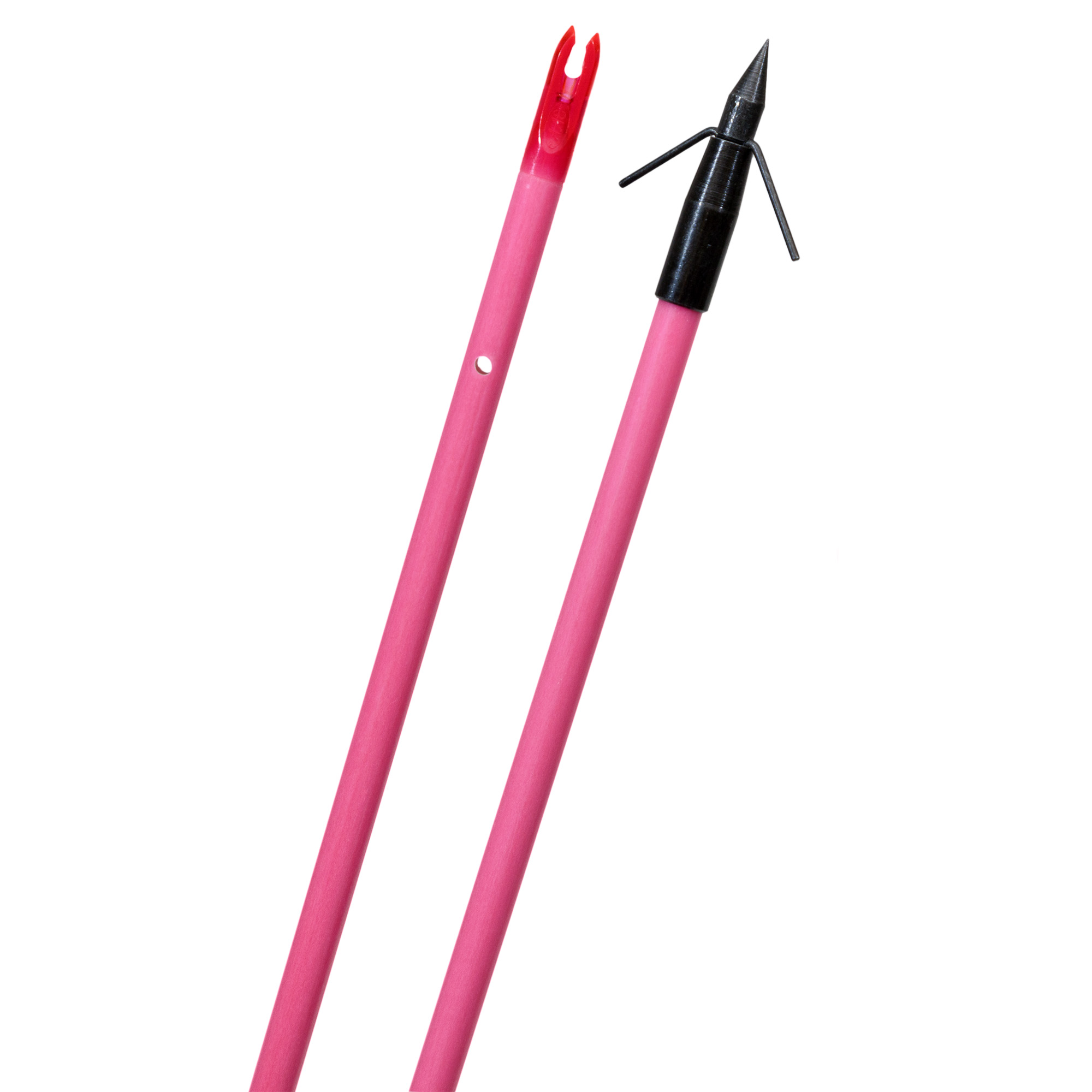 Raiderette Arrow Pink w/Typhoon Point