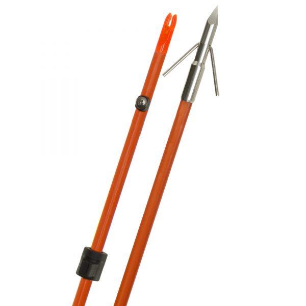 Raider Pro Arrow Orange w/Riptide Point