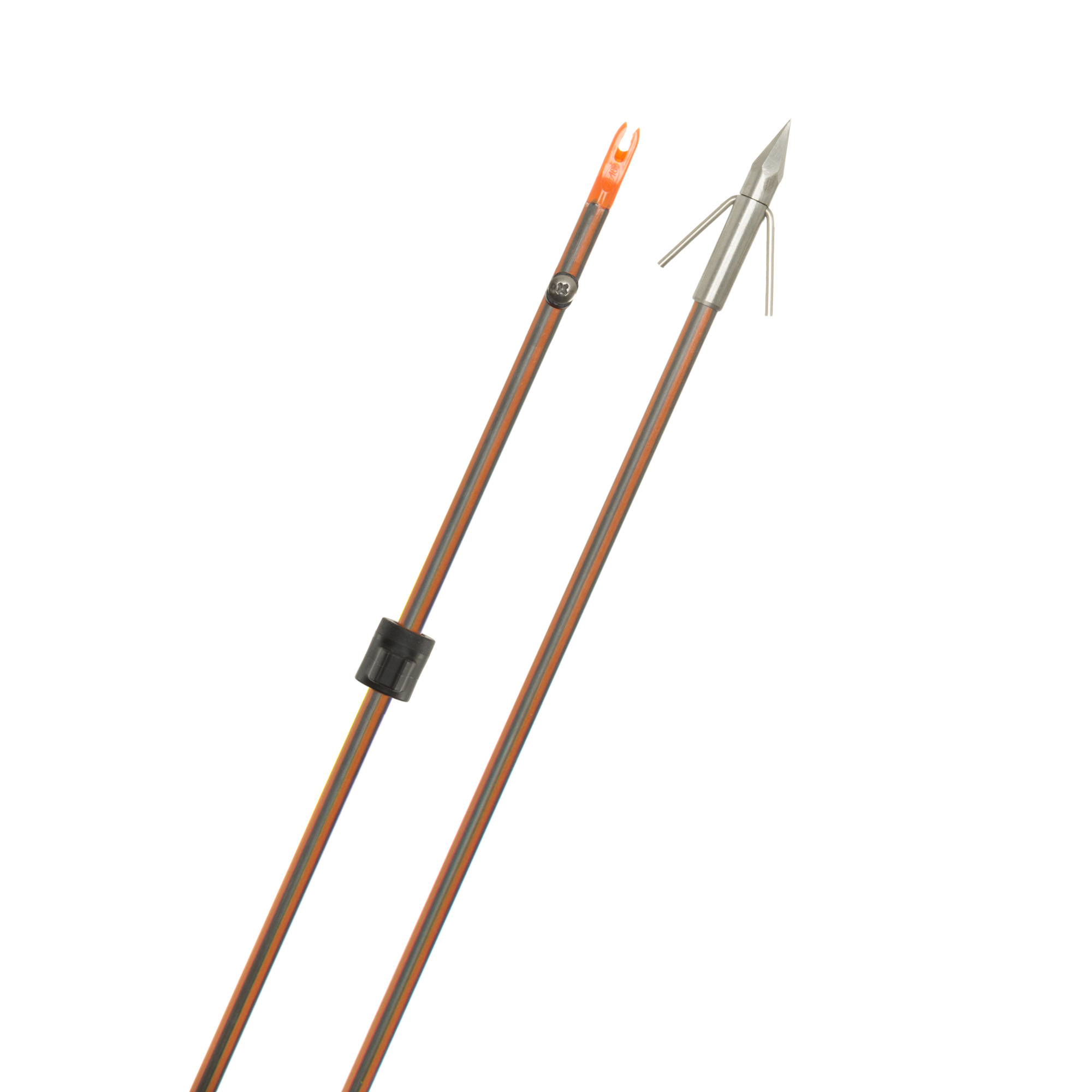 Hydro-Carbon IL Arrow w/Big Head Point