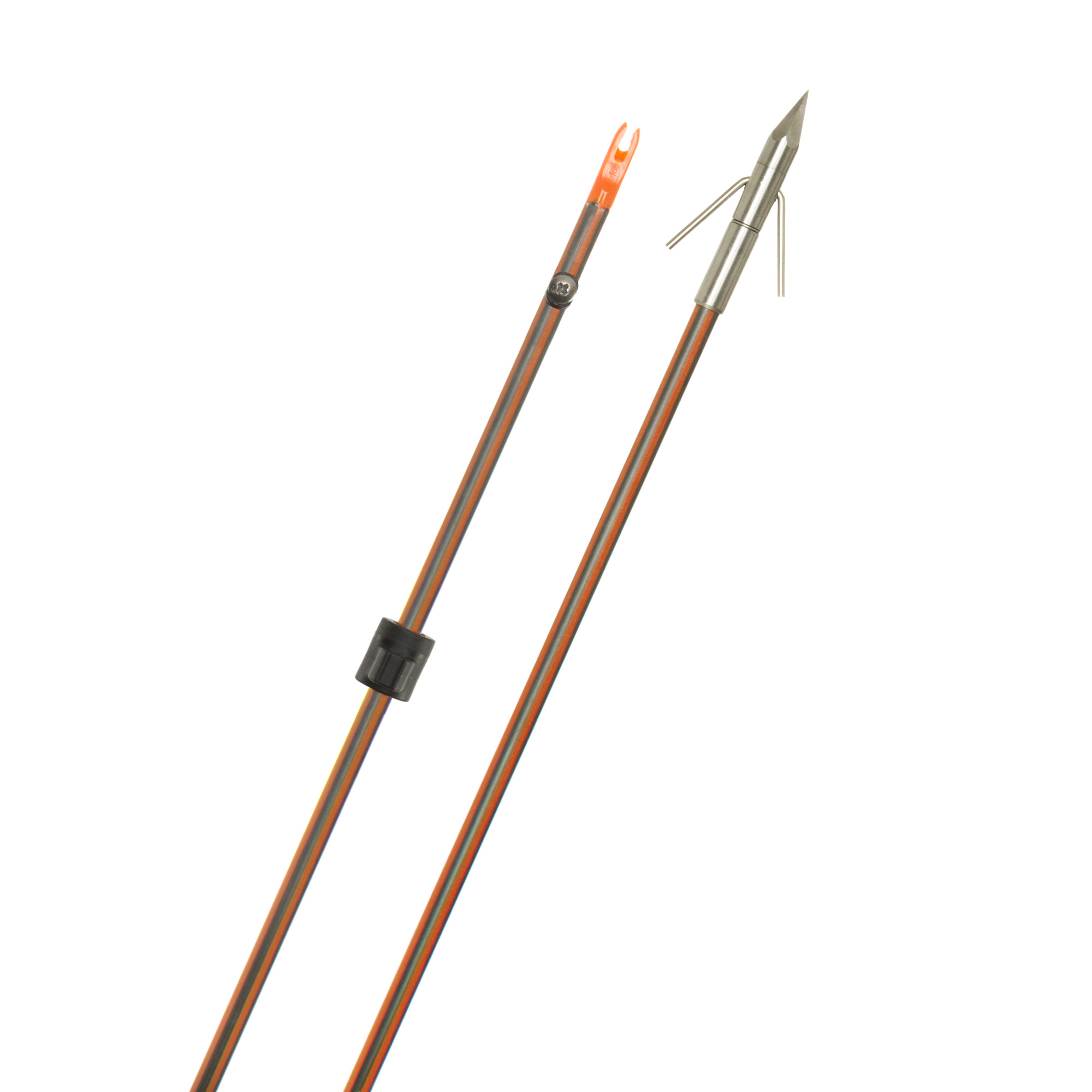 Hydro-Carbon IL Arrow w/Big Head Pro Point