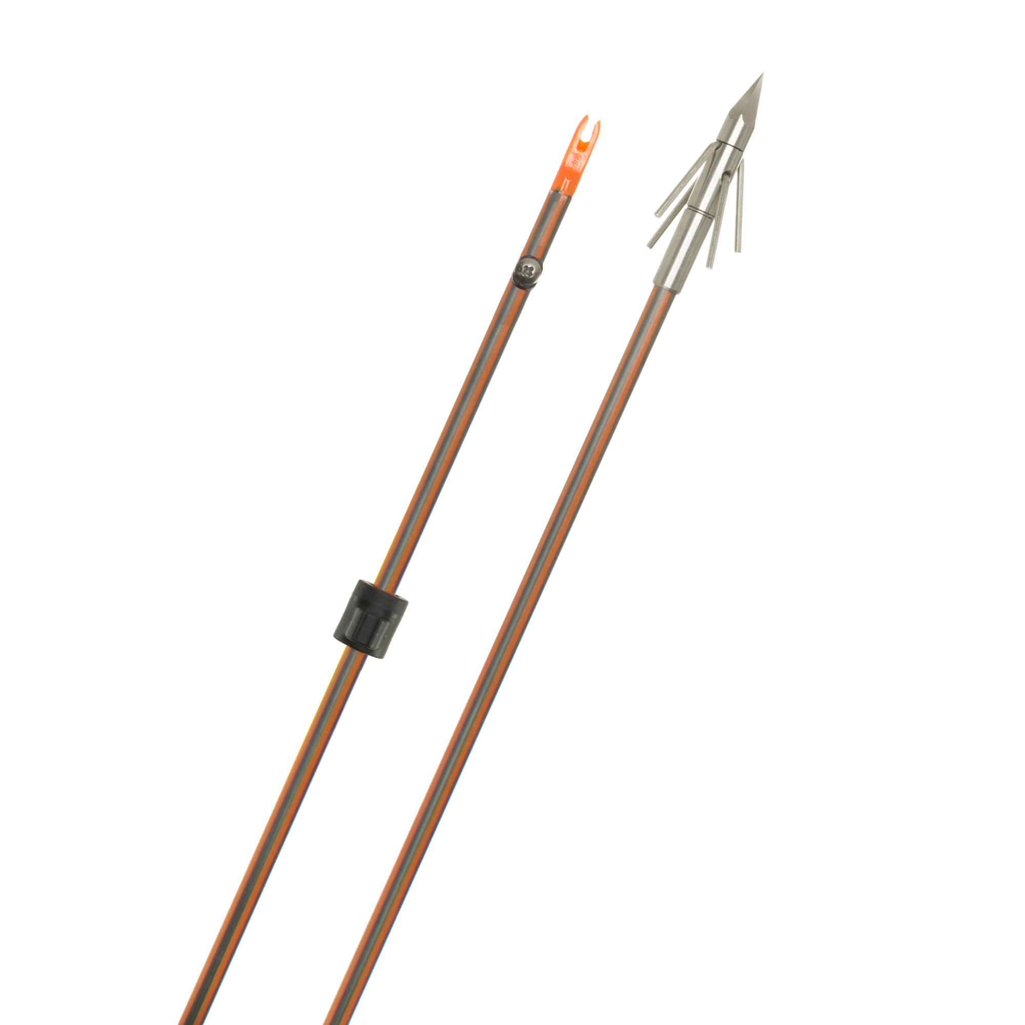 Hydro-Carbon IL Arrow w/Big Head Xtreme Point