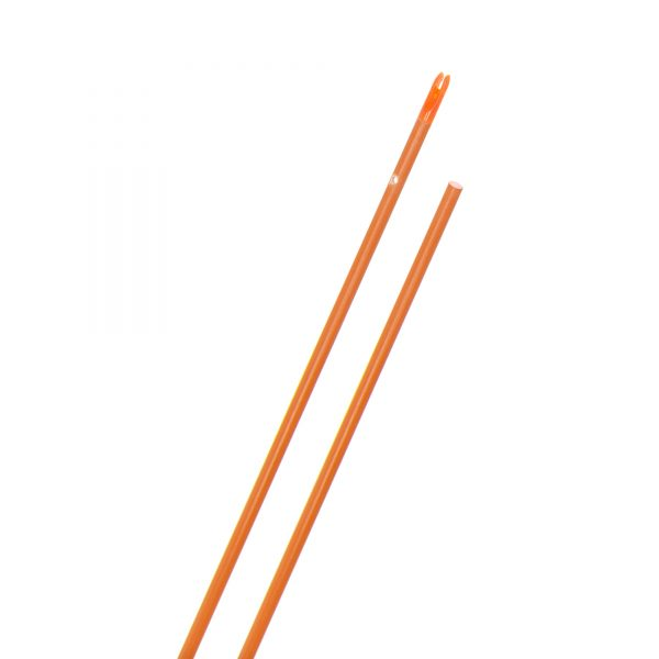 Raider Orange Arrow Shaft w/Nock