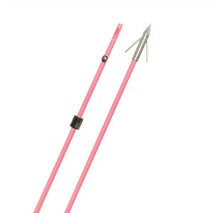 Raiderette Pro Arrow Pink w/Big Head Point