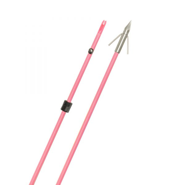Raiderette Pro Arrow Pink w/Big Head Point