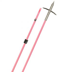 Raiderette Pro Arrow Pink w/The Kraken Point