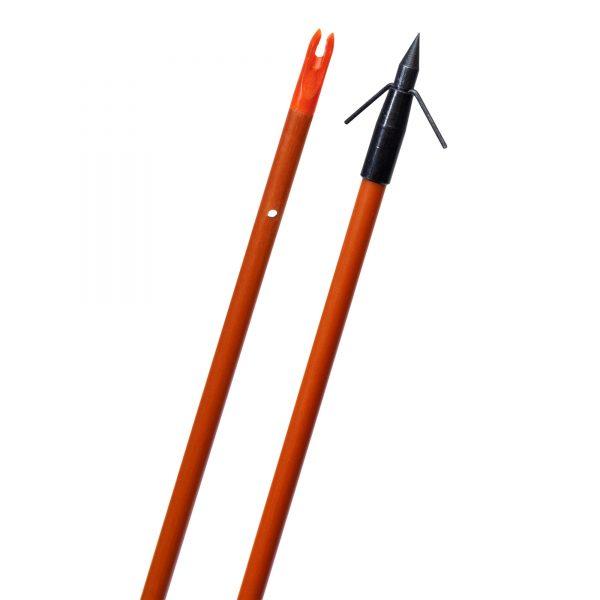 Raider Arrow Orange w/Typhoon Point