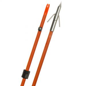 Raider Pro Arrow Orange w/Riptide Pro Point