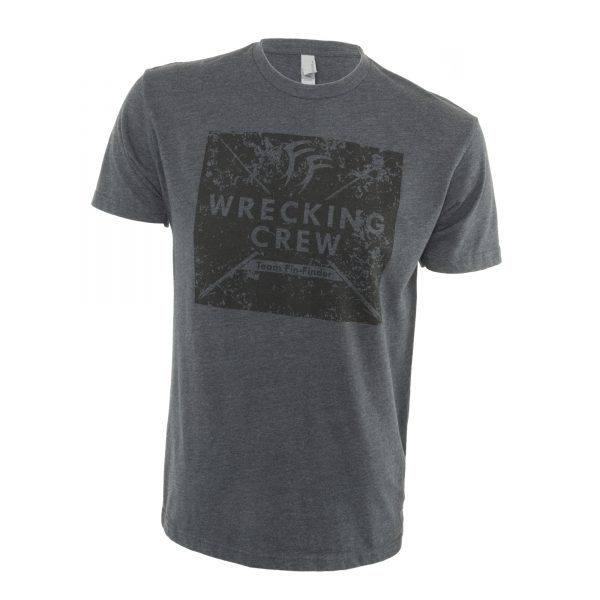 Fin-Finder Wrecking Crew T-Shirt