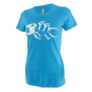 Fin-Finder Womens Gaff T-Shirt