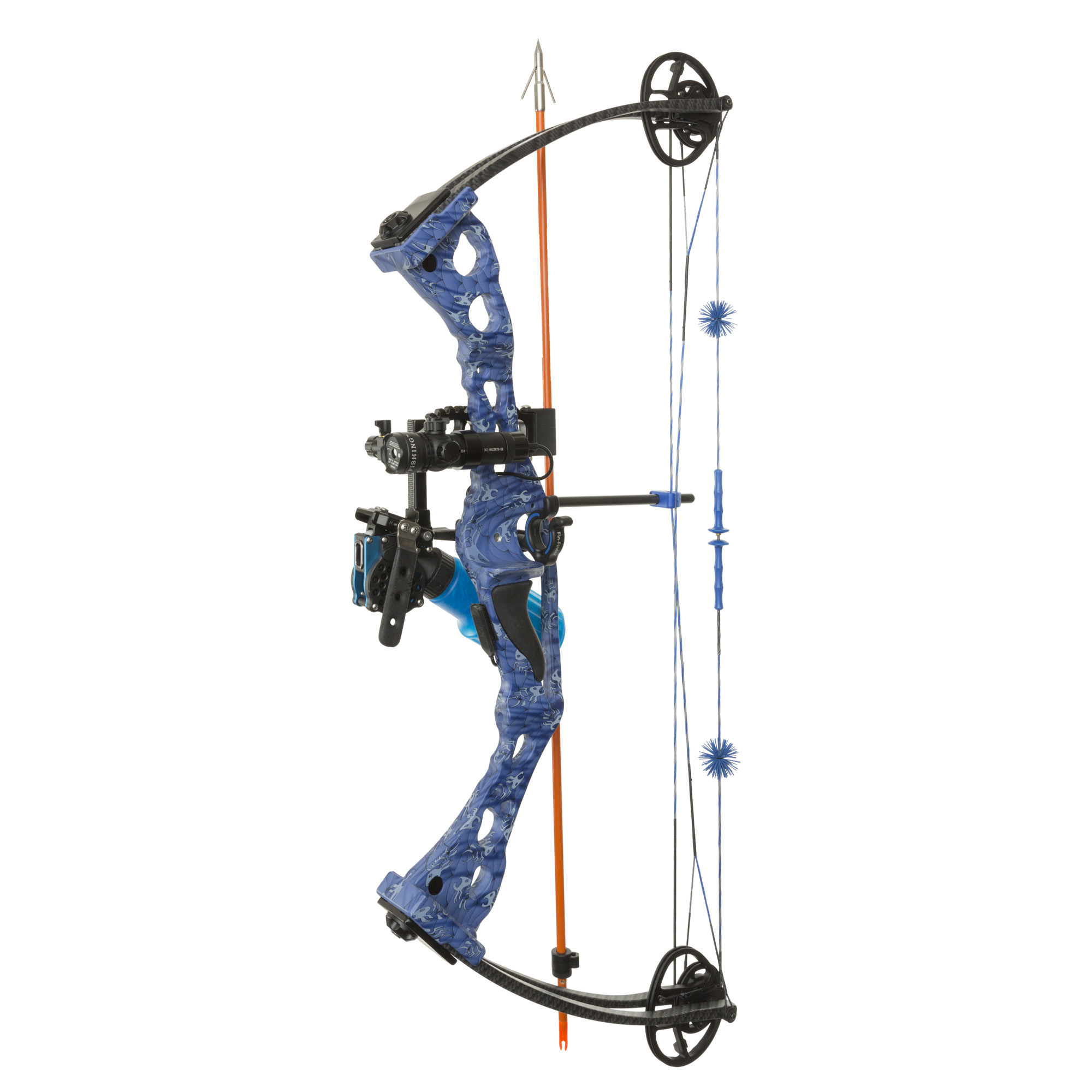 Poseidon bowfishing compound bow for Bow fishing bows