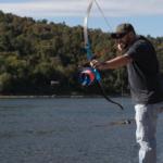 Fin-Finder Bowfishing - Man Bowfishing